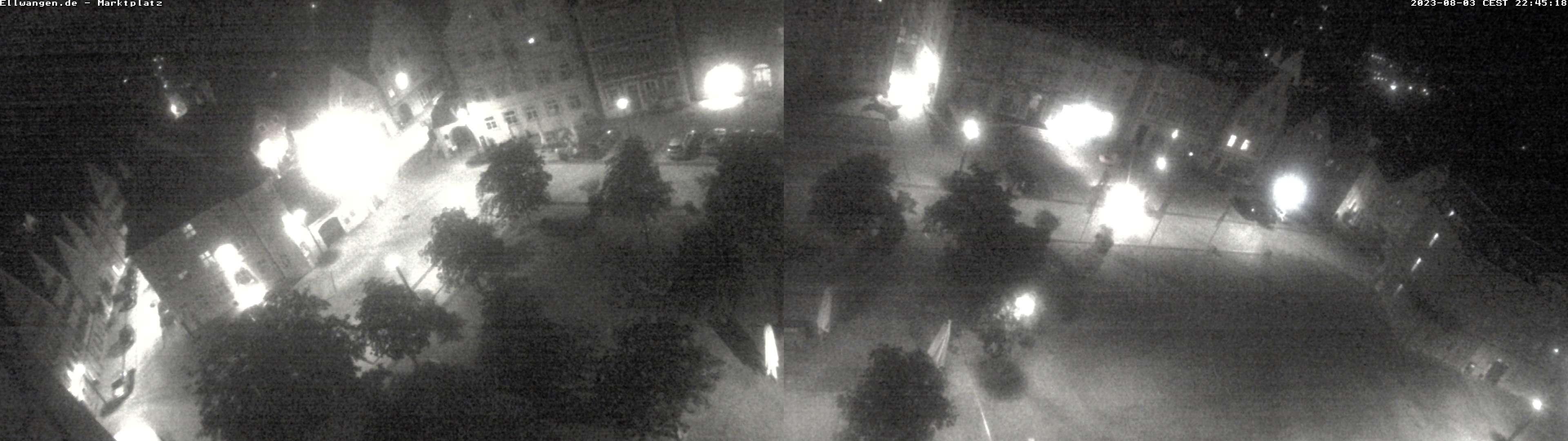 Webcam Marktplatz Ellwangen